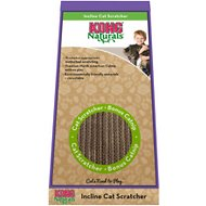 KONG Naturals Cat Scratcher, Incline