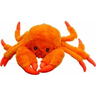 Jolly Pets Tug-a-Mals Crab Dog Toy, Small