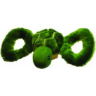 Jolly Pets Tug-a-Mals Turtle Dog Toy, Large