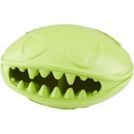 Jolly Pets Monster Mouth Dog Toy, 4-inch