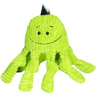 HuggleHounds Knottie Green Octopus Dog Toy