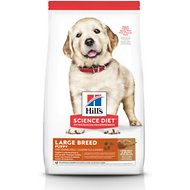 Hill's Science Diet Puppy Large Breed Lamb Meal & Rice Dry Dog Food, 33-lb bag
