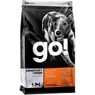 Go! Sensitivity + Shine Salmon Recipe Dry Dog Food, 12-lb bag