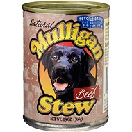 Mulligan Stew Beef Recipe Canned Dog Food, 13-oz, case of 12