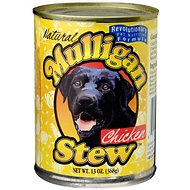 Mulligan Stew Chicken Recipe Canned Dog Food, 13-oz, case of 12