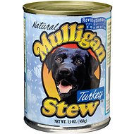Mulligan Stew Turkey Recipe Canned Dog Food, 13-oz, case of 12