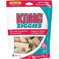 KONG Stuff'N Puppy Ziggies Dog Treats, 12 count