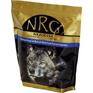 NRG Maxim Beef & Veggies Dehydrated  Raw Dog Food, 1.7-lb bag