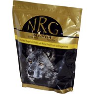 NRG Maxim Chicken & Veggies Dehydrated Raw Dog Food, 1.7-lb bag