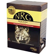 NRG Maxim Salmon & Veggies Dehydrated Raw Dog Food, 10-lb box