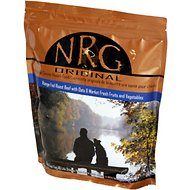 NRG Original Diet Beef & Veggies Dehydrated Dog Food, 2.2-lb bag