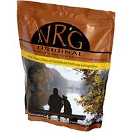 NRG Original Diet Chicken & Veggies Dehydrated Dog Food, 2.2-lb bag