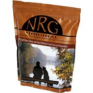 NRG Original Diet Salmon & Veggies Dehydrated Dog Food, 2.2-lb bag