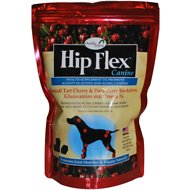 NaturVet Hip Flex Canine Soft Chews, 60-count
