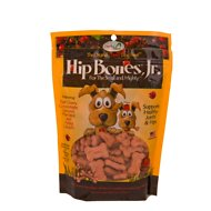 Overby Farm Hip Bones Jr. Biscuits Dog Treats, 9-oz bag