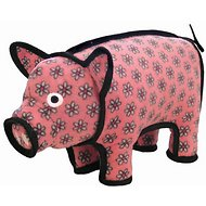Tuffy's Polly Pig Dog Toy