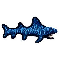 Tuffy's Ocean Creatures Shack Shark Dog Toy