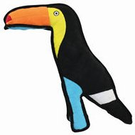 Tuffy's Togo Toucan Dog Toy