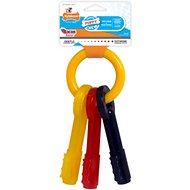 Nylabone Puppy Chew Teething Keys Dog Toy, Large