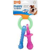 Nylabone Puppy Chew Teething Pacifier Dog Toy