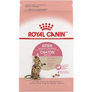 Royal Canin Spayed/Neutered Kitten Dry Cat Food, 2.5-lb bag