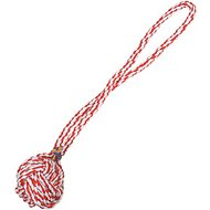 Zanies Monkey's Fist Knot Rope Dog Toy, 15-inch
