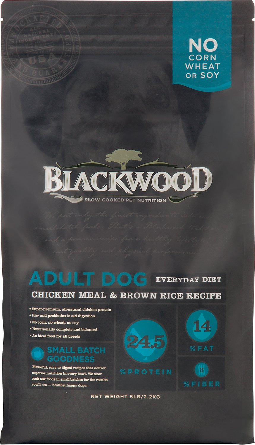 Blackwood chicken meal rice recipe everyday diet adult dry dog video forumfinder Choice Image