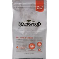 Blackwood Salmon Meal & Field Pea Recipe Grain-Free Dry Dog Food, 30-lb bag