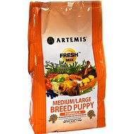 Artemis Fresh Mix Medium & Large Breed Puppy Formula Dry Dog Food, 4-lb bag