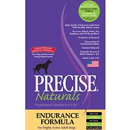 Precise Naturals Endurance Dry Dog Food, 40-lb bag