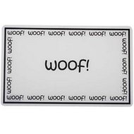 PetRageous Designs Woof Placemat