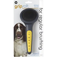 JW Pet Gripsoft Small Slicker Brush