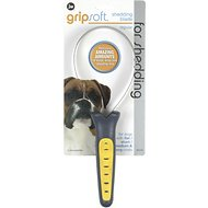 JW Pet Gripsoft Shedding Blade, Regular