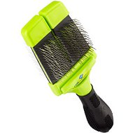 FURminator Firm Slicker Brush For Dogs, Small