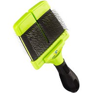 FURminator Firm Slicker Brush For Dogs, Large