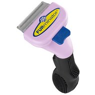 FURminator Short Hair deShedding Edge For Cats, Small