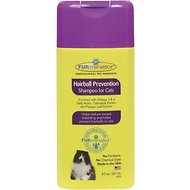 FURminator Hairball Prevention Shampoo For Cats, 8.5-oz bottle