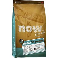 Now Fresh Grain-Free Large Breed Senior Weight Management Recipe Dry Dog Food, 25-lb bag