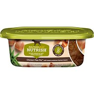 Rachael Ray Nutrish Naturally Delish Chicken Paw Pie Natural Wet Dog Food, 8-oz tub, case of 8
