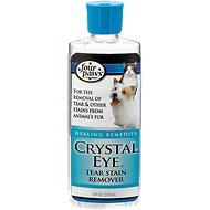 Four Paws Crystal Eye Stain Remover, 4-oz bottle
