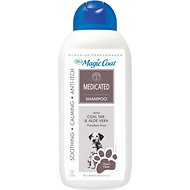 Four Paws Magic Coat Medicated Shampoo for Dogs, 16-oz bottle