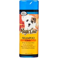 Four Paws Magic Coat Organic Citrus Shampoo, 16-oz bottle