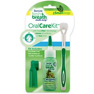 TropiClean Fresh Breath Oral Care Kit, Small