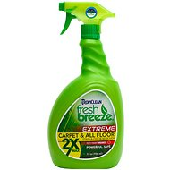 TropiClean Fresh Breeze Stain & Odor 2X Carpet and All Floors, 32-oz bottle