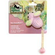 Play-N-Squeak Wee PinkieMouse Kitten Toy
