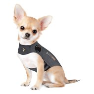ThunderShirt Anxiety & Calming Aid for Dogs, Heather Grey, XX-Small