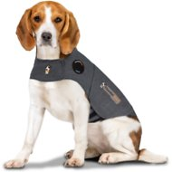 ThunderShirt Anxiety & Calming Aid for Dogs, Heather Grey, Medium