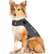 ThunderShirt Anxiety & Calming Solution for Dogs, Heather Grey, Large