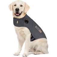ThunderShirt Anxiety & Calming Aid for Dogs, Heather Grey, X-Large