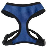 Casual Canine Mesh Dog Harness, Blue, Small